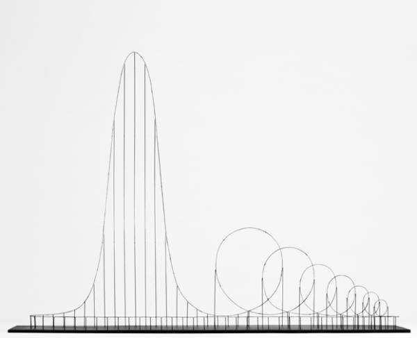 Suicide By Rollercoaster
