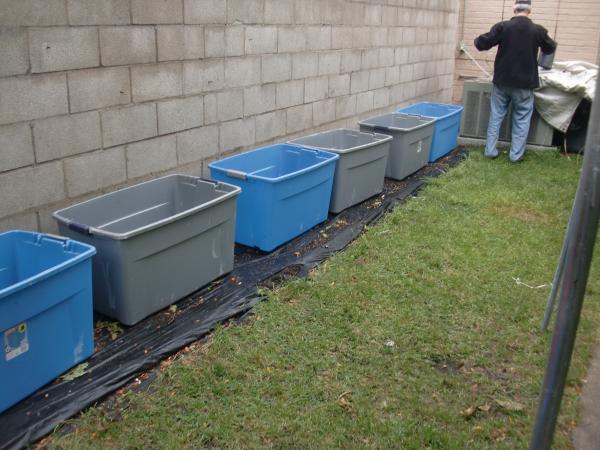 More tubs