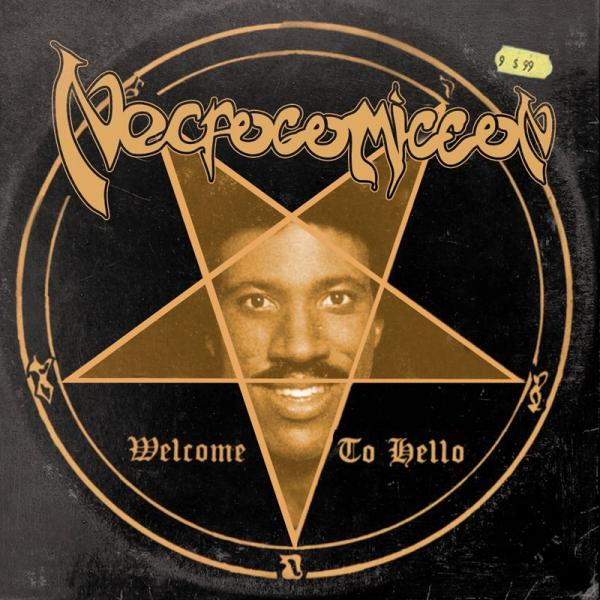 Necrocomiccon - Welcome to Hello
